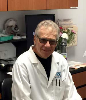 Picture of Dr. Brookner, An Eye Doctor In Brooklyn, NY - Brighton Eye Associates