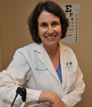 Image Of Dr. Millie, An Ophthalmologist In Brooklyn, NY - Brighton Eye Associates